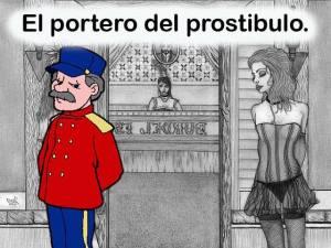 El portero del prostíbulo